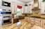 Custom Kitchen with Dacor Range