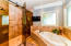 Master Bath with Jetted Tub and Large Tiled Shower