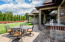 Outdoor Kitchen Area with Alfresco Grill