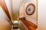 Architectural Detail In Stairway