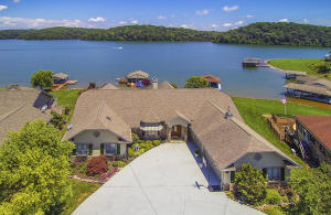 Elegant Lakefront Living in Tellico Village!