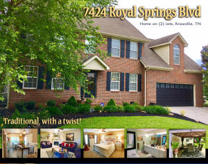 7424 Royal Springs Blvd, Knoxville, TN 37918