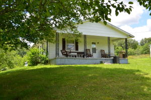 Adorable and solid 3 bdrm house with almost 100 acres!