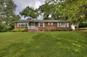 Beautiful mature landscape setting in lovely Holston Hills.