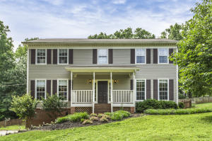 This Updated, Spacious, Traditional West Knoxville Home fits the Whole Family!