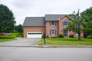 All brick four bedroom