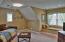 Bonus Room, and more storage in attic area