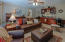BONUS Room with Wet Bar, Wine Rack, Pendant Lights