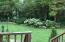Lovely Landscaped Back Lawn