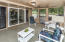New French Doors & Charming Shutters! Access to the Large Grilling Deck too.