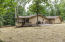 Screen Porch & Large Grilling Deck overlook the Private, Treed 1.1 Acre Yard!