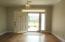 Large Entry with Hardwood Floors