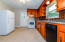 Ample Counter Space and Cabinets