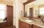 Master Bath w/His-n-Her Walk-In Closets