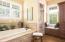 Jetted Tub & Tile Shower
