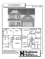 The Camden - *Front Elevation May Vary* 4 BR/2.5 BTH