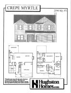 The Crepe Myrtle - 4 BR/2.5 BTH
