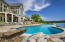 "Heated, Saltwater Pool with a ""Diving Rock""-swim all year long!"