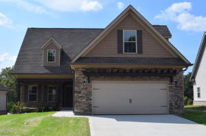 Jackson Crossing Phase IV, Lot 45, Donelson Plan