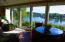 Breathtaking panoramic view of the River and the Smokey Mountains