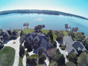 CUSTOM BUILT MAIN CHANNEL LAKEFRONT HOME