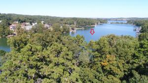 A fabulous location in the north end of Tellico Village.