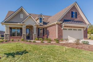 Beautiful brick and stone ranch home