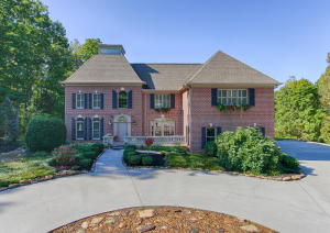 All brick home features handmade brick, unfinished basement and finished 3rd floor.