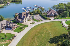 Lake View Home Site with Community Boat Dock Across the Street!
