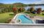 View of the Pool Deck and Tellico Lake from the 2nd Level Veranda