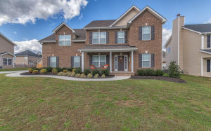 One-year-old 2-Story home in mountain view subdivision!