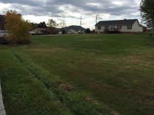 Level lot in a highly sought after area. This property is ready to be built on with water and sewer available at the road. Property comes with road frontage on Walker Ford, in a beautiful country setting.