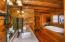 Whirlpool Tub; Fully Tiled Walk-in Shower; & Linen Closet!