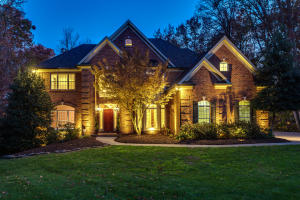 507 Smith Rd at Twilight
