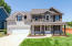 """Welcome Home! Turner Homes offers """"The Willow"""" full of craftsman style charm!"""