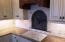 Many Custom Touches such as Pot Fill Faucet Above the Cook Top