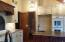 Large Walk-In Pantry and Double Ovens