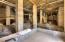 Concrete slab area under home