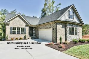 Model Open House Sat & Sunday! New Construction - Similar Exterior.