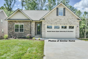 Gorgeous 3 bedroom/2 bath ranch plan with full unfinished basement! Photo of similar home in neighborhood. Lot 1 open Saturday and Sunday