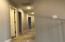 Very wide hallway