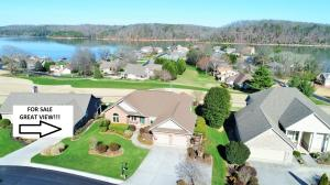 Aerial view of 118 Tooweka - what views!!!