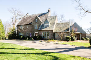 As from a storybook... this charming residence is full of life and whimsy...