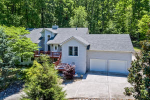 Plenty of Privacy at this Lovely Tellico Village Home