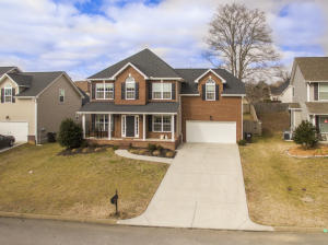 7821 Greenscape Drive, Knoxville, TN 37938