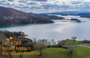 Lot 767 Russell Brothers Rd, Sharps Chapel, TN 37866