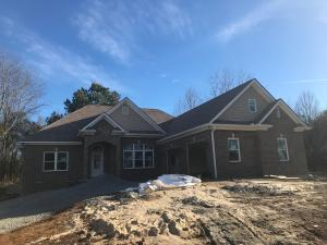 Brand new under-construction home to be completed soon!! All you could ever want in one level living with an unfinished bonus room.