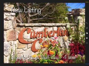 Cumberland Cove has some of the best Tennessee Mountain Dream properties. Conveniently located on the Cumberland Plateau. This 4 acre tract is a beauty waiting for it's new owner to come home!