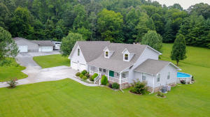 Sparkling Cape Cod on 12.3 acres! 2 car attached, up to 4 or 5 more in detached