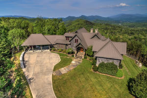 Mountain top privacy and luxury.
